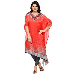 Digital Printed Stylish Kaftan
