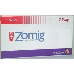 Zomig 2.5 Mg Tablet