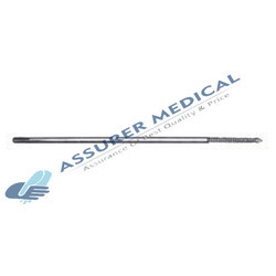 Front Thread Pins (Schanz Screws), Standard