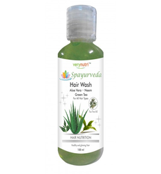 Greenish Aloe Vera Shampoo, For Wet Shampoo