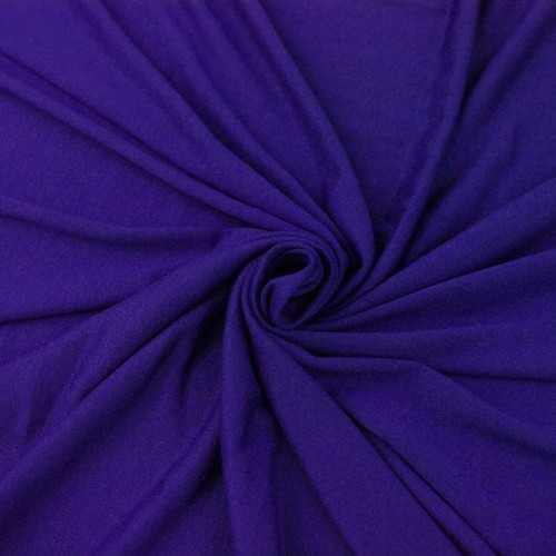 Purple Lycra Fabric