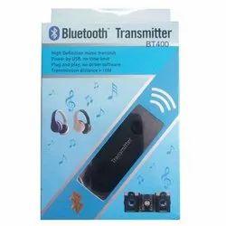 Black ABS Plastic BT400 Bluetooth Transmitter