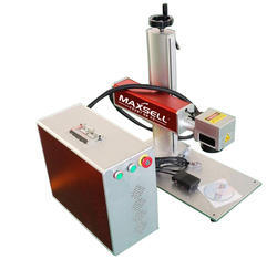 Fiber Laser Marker For Components - Automobiles, Engineering & Manufacturing Companies