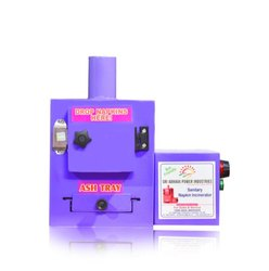 Compact Size Electrical Sanitary Napkin Incinerator