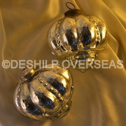 Glass Fancy Ornaments
