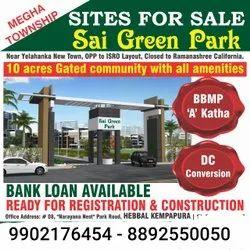 Sai Green Park Layout Real Estate Service