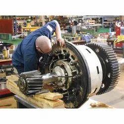 Industrial Machinery Maintenance Service