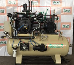 20 HP Booster compressor