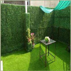 Exterior Artificial Green Wall Grass