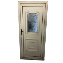 Hinged PVC Panel Door, Interior
