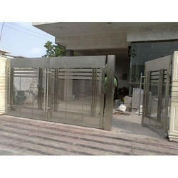 Swing Stainless Steel Gate