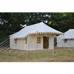 Swiss Cottage Tent Fabric