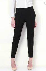 Van Heusen Black Trousers VWTF517F06533