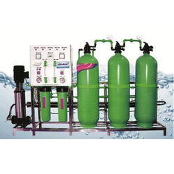 Commercial Water Plant 1000LPH