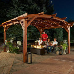 Customized Decorative Pergola