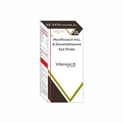 Moxifloxacin HcL Dexamethasone