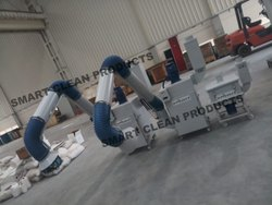 Welding Fume Extractor for Automobile Industry