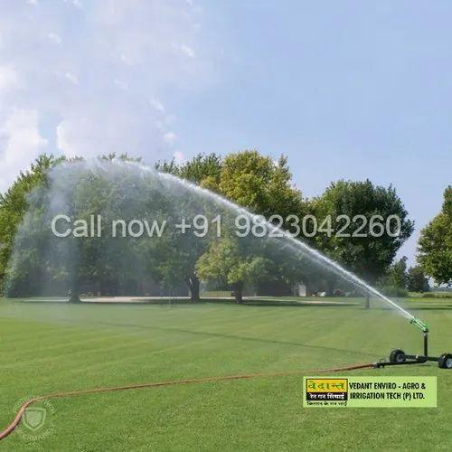Agriculture Rain Gun Irrigation