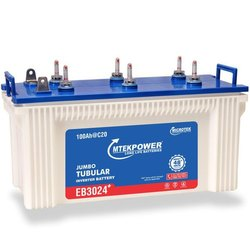Microtek EB 3024 100Ah Inverter Battery, Warranty: 24+24 Months