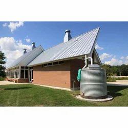 Modular Rainwater Harvesting Service