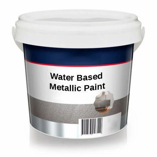 Water Based Metallic Paint