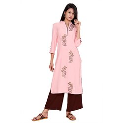 Formal Wear Rayon Kurti