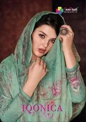 Sanskruti Iqonica Pashmina Winter Dress Material Catalog Collection