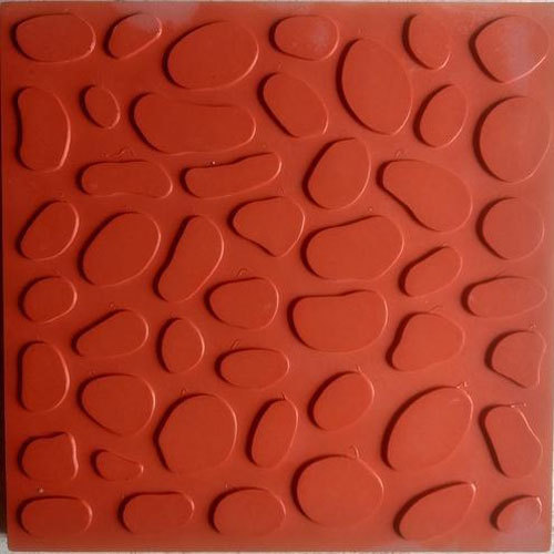 Red Ceramic Heat Resistant Outdoor Tile, 12 - 14 Mm, Rs 40 /square feet  ID: 19122691597