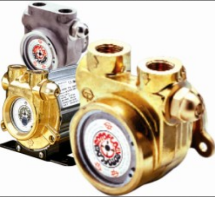 Fluid O Tech Rotary Vane Pumps - View Specifications