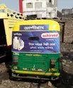 Auto Rickshaw Promotion Hood