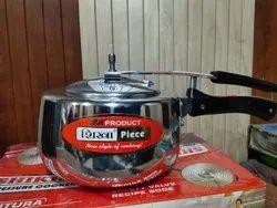 Aluminium Inner Lid Shikha Piece Pressure Cooker for Home, Capacity: 3 Litre