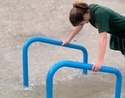 Push Up Bars Outdoor Fitness Equipment