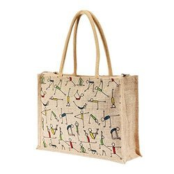 Jute Handy Bag