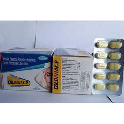 Coldanak-P Tablets