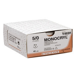 Monocryl Plus Antibacterial Suture