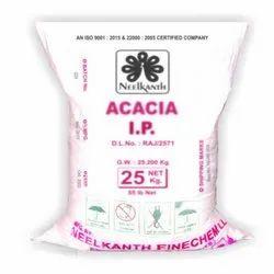 Acacia IP Powder, Packaging Type: Pp Sack Bag