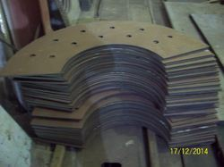 Mild Steel Profile Cutting Service