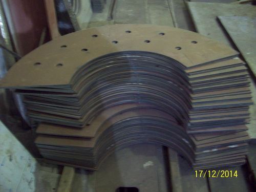 Cnc Profile Cutting Services Mild Steel Profile Cutting