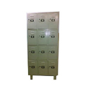 12 door Industrial Lockers