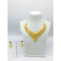 Party Short Necklace Set
