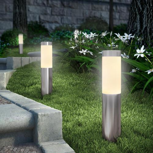 Led Solar Bollard Light