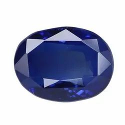 Magnificent Royal Blue Oval - Cut Ceylon Blue Sapphire