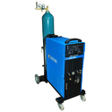 AC DC TIG Welding Machine, Model: INVERTIG 300P AC DC With/without Water cooling and Trolley