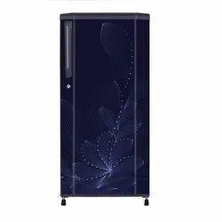 Haier 181 L 3 Star Direct Cool Single Door Refrigerator (HRD-1813BMO-E, Marine Ornate)