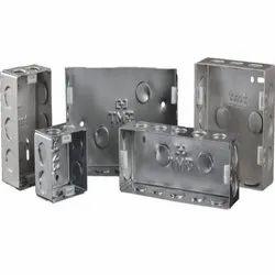 TMT Plus Grey 18 Gauge Modular Boxes & Accessories