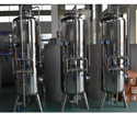 Sand Carbon Filters