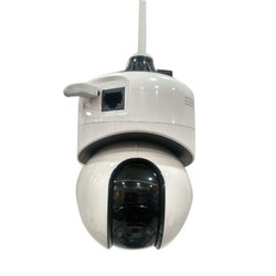 Day & Night Vision HD 360 CCTV Camera, For Indoor Use