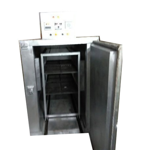 Stainless Steel Three Phase Diesel Fired Oven Control Panel