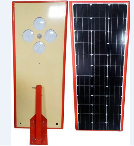 100 W Solar LED Street Light, IP Rating: 66