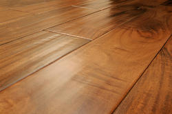 Wooden Flooring Services, Thickness : 12 mm